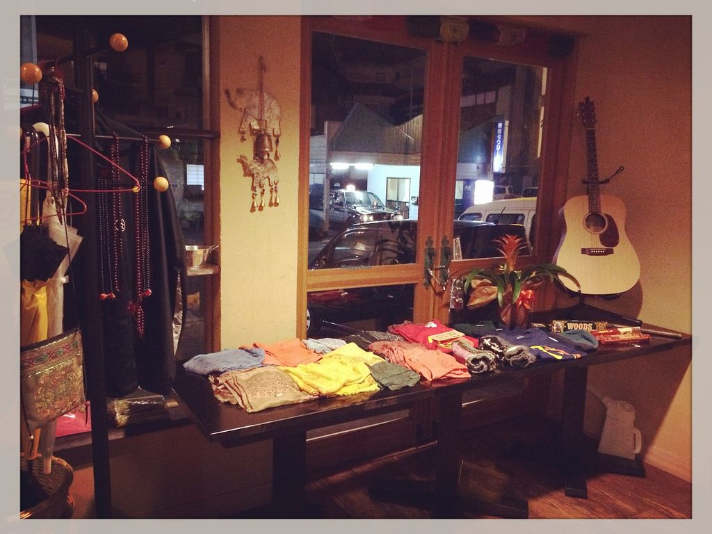 """Photo of Om Ganeza  by <a href=""""/members/profile/happycyclist"""">happycyclist</a> <br/>Small gift shop with hand made wares from Nepal <br/> January 9, 2016  - <a href='/contact/abuse/image/68026/131722'>Report</a>"""