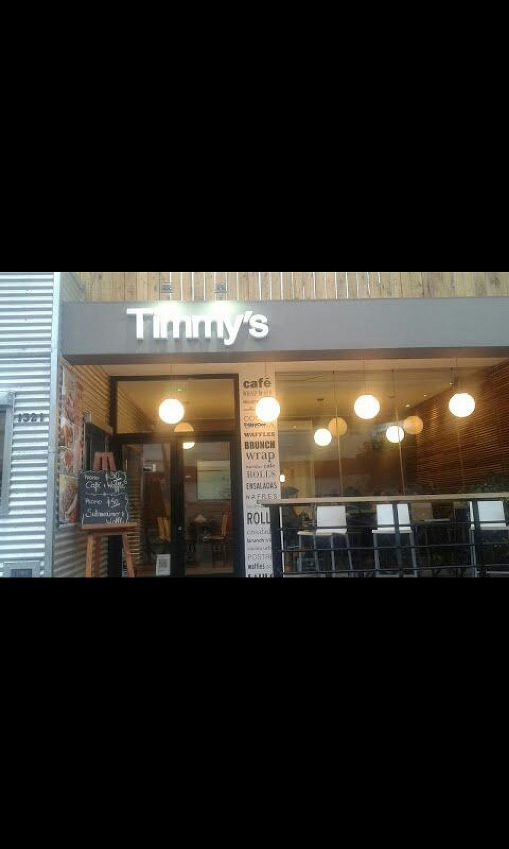 """Photo of Timmy's  by <a href=""""/members/profile/PauLis"""">PauLis</a> <br/>Timmy's in Güemes neighbourhood, Mar del Plata <br/> January 8, 2016  - <a href='/contact/abuse/image/68054/131527'>Report</a>"""