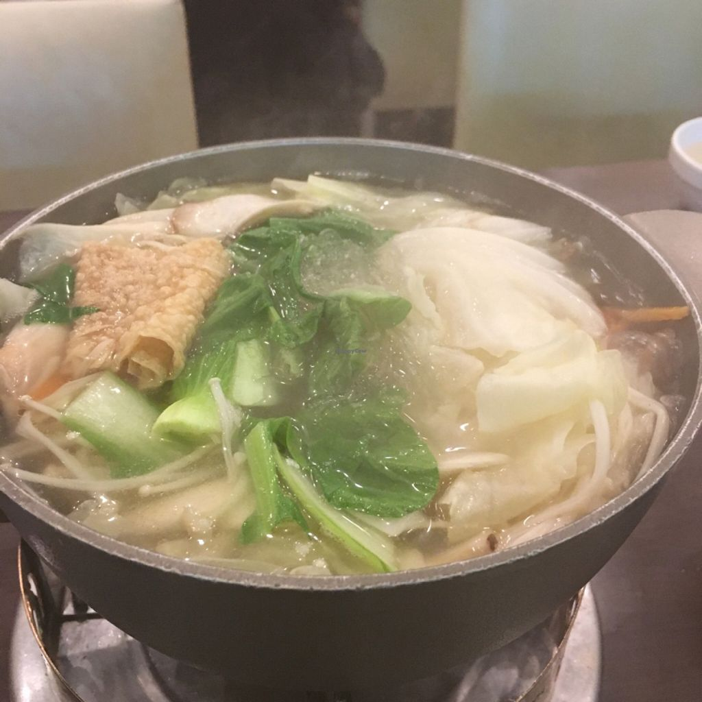"""Photo of Chuan Zhen Vegetarian  by <a href=""""/members/profile/JudyK"""">JudyK</a> <br/>hot pot <br/> January 23, 2016  - <a href='/contact/abuse/image/68064/133379'>Report</a>"""