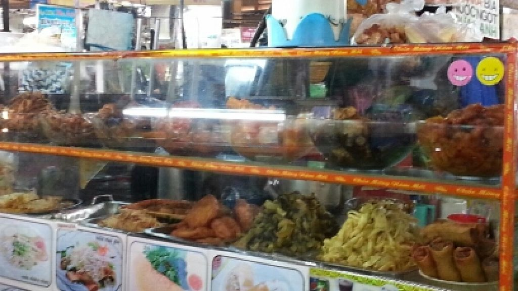 """Photo of Hoa-Xuan Food Stall at Ben Thanh Market  by <a href=""""/members/profile/KarinS"""">KarinS</a> <br/>The choice you have <br/> January 8, 2016  - <a href='/contact/abuse/image/68074/131526'>Report</a>"""