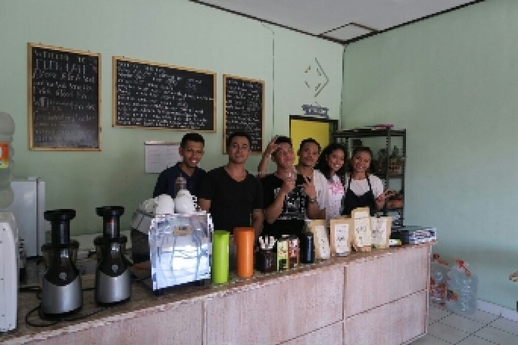 """Photo of Eden Cafe  by <a href=""""/members/profile/freezer966"""">freezer966</a> <br/>Awesome friendly staff :) <br/> January 23, 2016  - <a href='/contact/abuse/image/68113/133375'>Report</a>"""