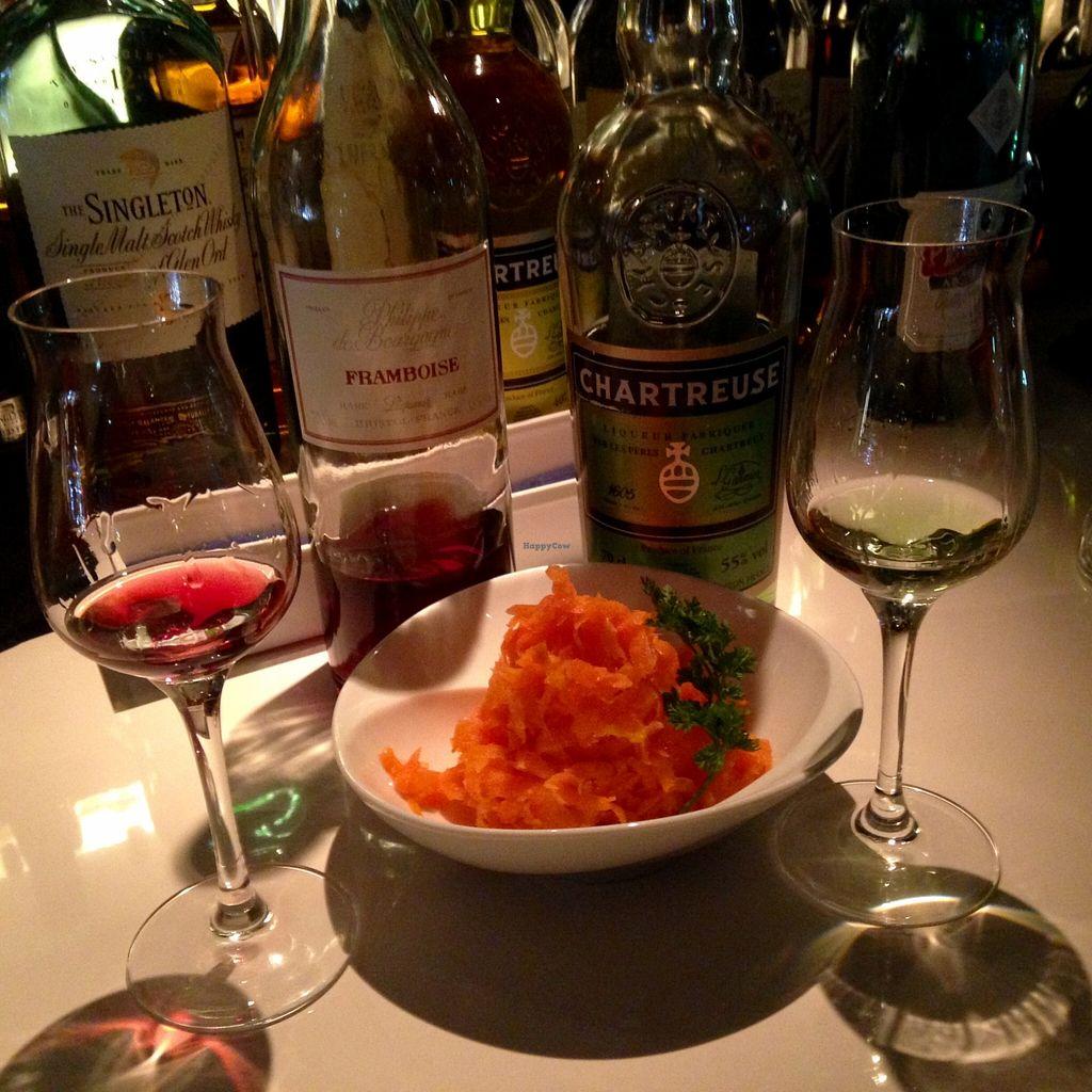 "Photo of Bar Ylang Ylang  by <a href=""/members/profile/FruitMonstar"">FruitMonstar</a> <br/>Carrot vinegar salad <br/> March 1, 2016  - <a href='/contact/abuse/image/68115/138274'>Report</a>"