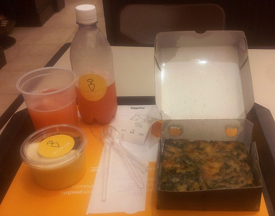 """Photo of Green Eat  by <a href=""""/members/profile/Eric%20Rem"""">Eric Rem</a> <br/>The spinach quiche is  yummy! <br/> January 10, 2016  - <a href='/contact/abuse/image/68140/279317'>Report</a>"""