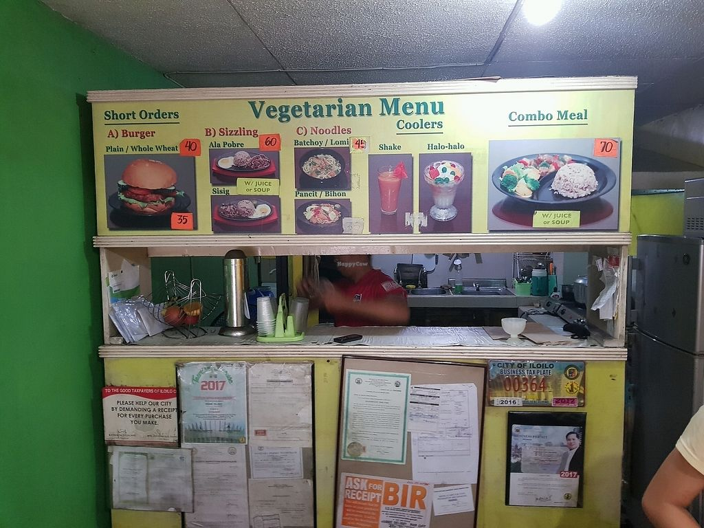 """Photo of Veggie Delight  by <a href=""""/members/profile/LuckyParadise"""">LuckyParadise</a> <br/>menu <br/> December 16, 2017  - <a href='/contact/abuse/image/68145/335999'>Report</a>"""