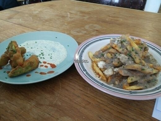 """Photo of Make No Bones  by <a href=""""/members/profile/Meaks"""">Meaks</a> <br/>Poutine & Avocado Wings <br/> August 28, 2016  - <a href='/contact/abuse/image/68164/171872'>Report</a>"""
