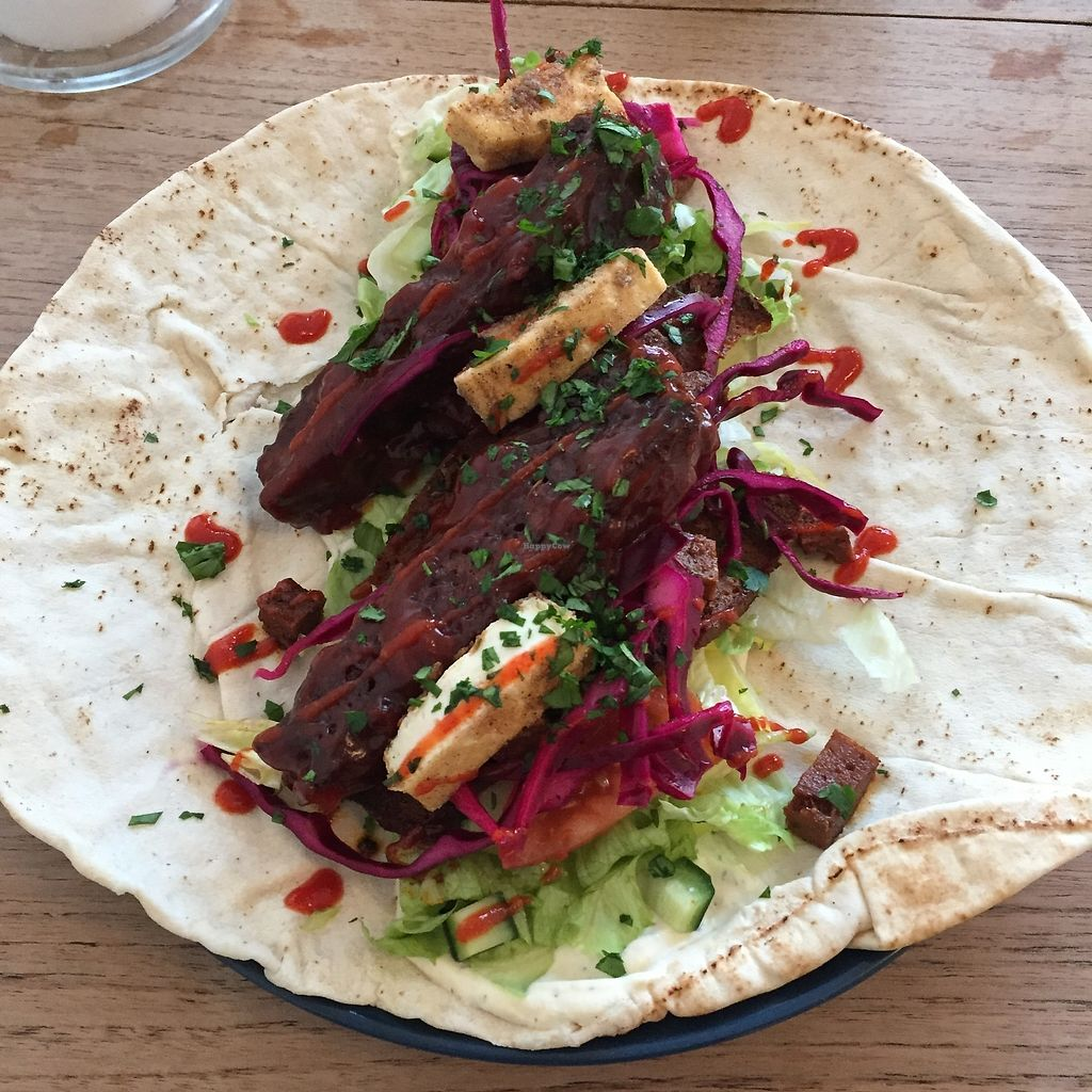 """Photo of Make No Bones  by <a href=""""/members/profile/Yorkshirevgn"""">Yorkshirevgn</a> <br/>Mixed kebab  <br/> February 16, 2018  - <a href='/contact/abuse/image/68164/359968'>Report</a>"""