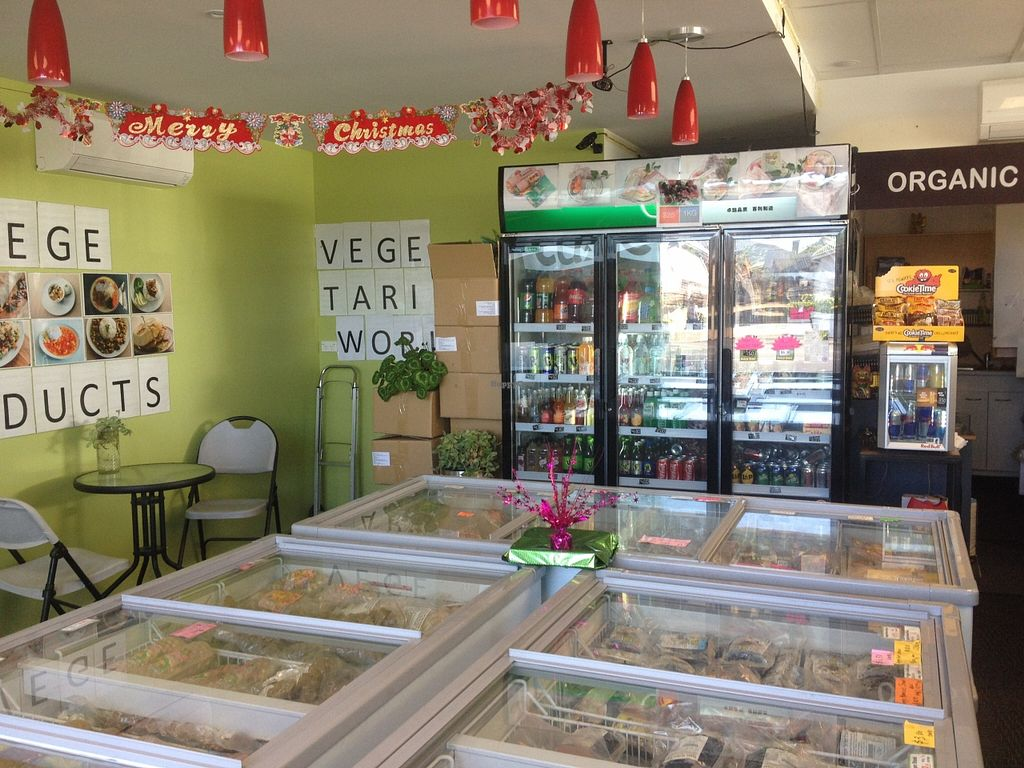 "Photo of CLOSED: Vegetarian World  by <a href=""/members/profile/vegan_ryan"">vegan_ryan</a> <br/>Interior <br/> January 17, 2016  - <a href='/contact/abuse/image/68205/132718'>Report</a>"
