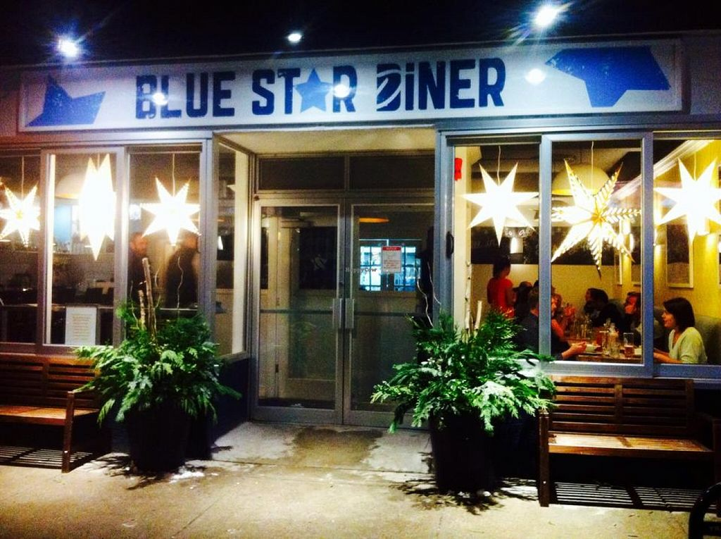 """Photo of Blue Star Diner  by <a href=""""/members/profile/community"""">community</a> <br/>Blue Star Diner <br/> April 22, 2016  - <a href='/contact/abuse/image/68217/145755'>Report</a>"""
