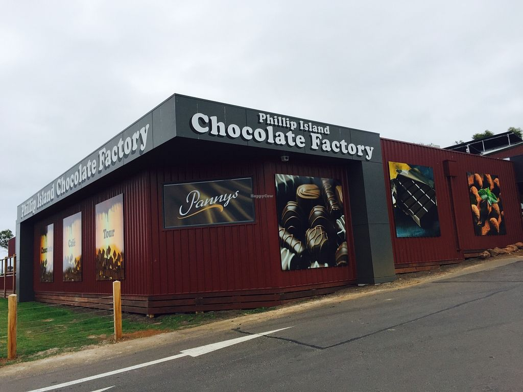"""Photo of Phillip Island Chocolate Factory  by <a href=""""/members/profile/karlaess"""">karlaess</a> <br/>Exterior  <br/> January 11, 2016  - <a href='/contact/abuse/image/68231/132074'>Report</a>"""