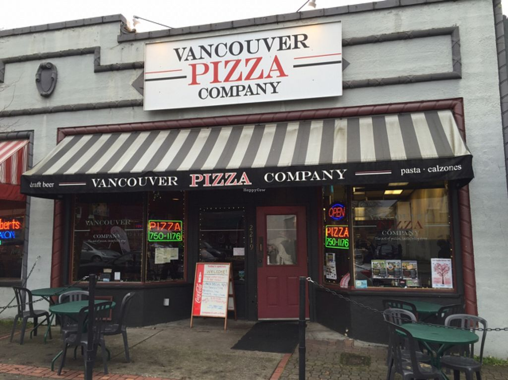 "Photo of Vancouver Pizza  by <a href=""/members/profile/notameat"">notameat</a> <br/>Store front <br/> January 20, 2016  - <a href='/contact/abuse/image/68238/133144'>Report</a>"