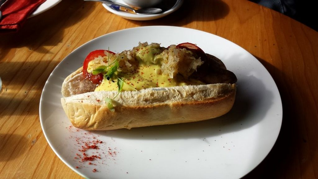 """Photo of Secret Creek Cafe  by <a href=""""/members/profile/Pegomastax"""">Pegomastax</a> <br/>Breaky Dog <br/> April 24, 2016  - <a href='/contact/abuse/image/68242/146185'>Report</a>"""