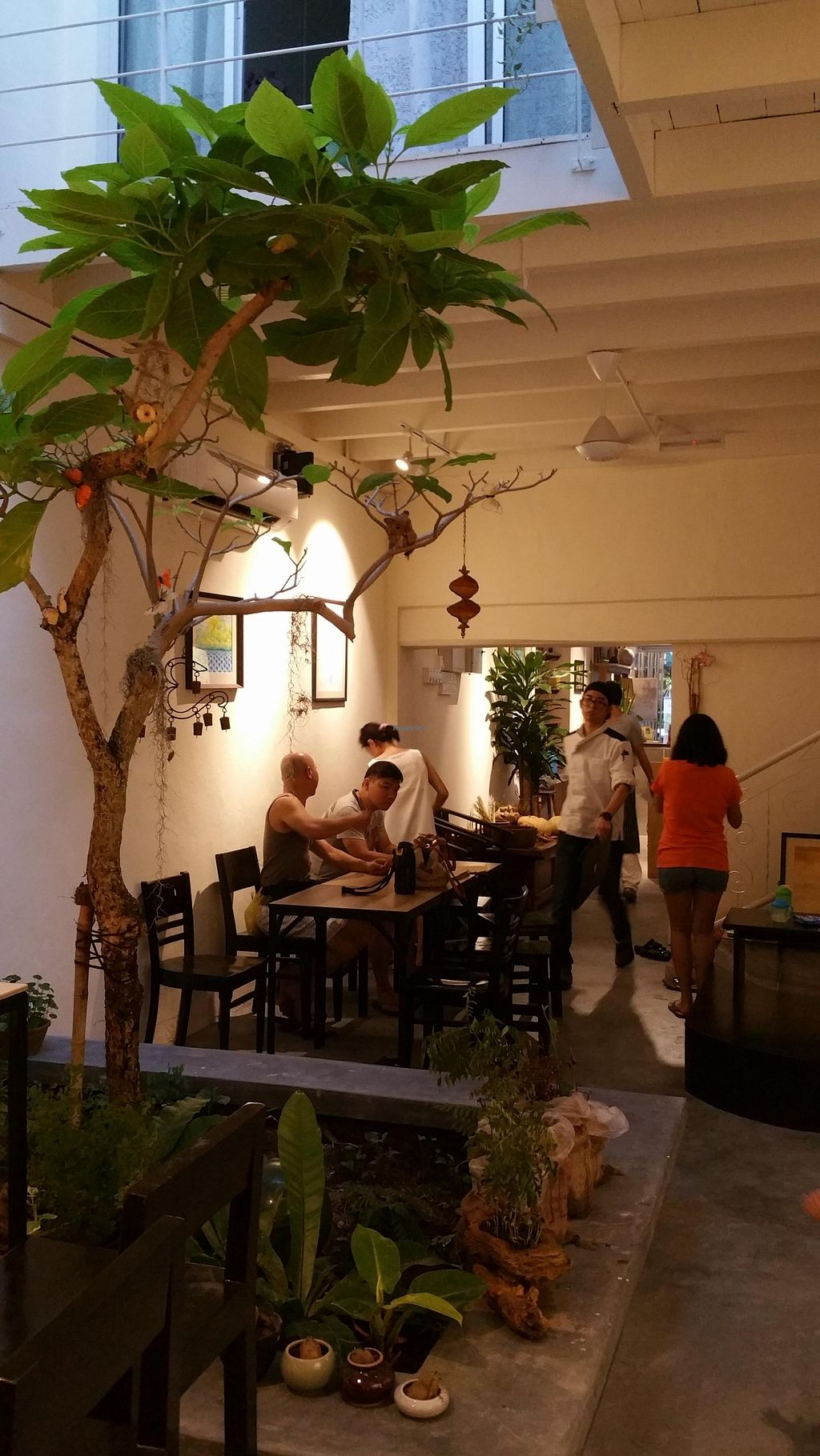 """Photo of Seeds Garden Bistro  by <a href=""""/members/profile/ShanAng"""">ShanAng</a> <br/>Relaxing place for dinner amidst the noisy Jonker night street! <br/> March 21, 2016  - <a href='/contact/abuse/image/68249/140871'>Report</a>"""