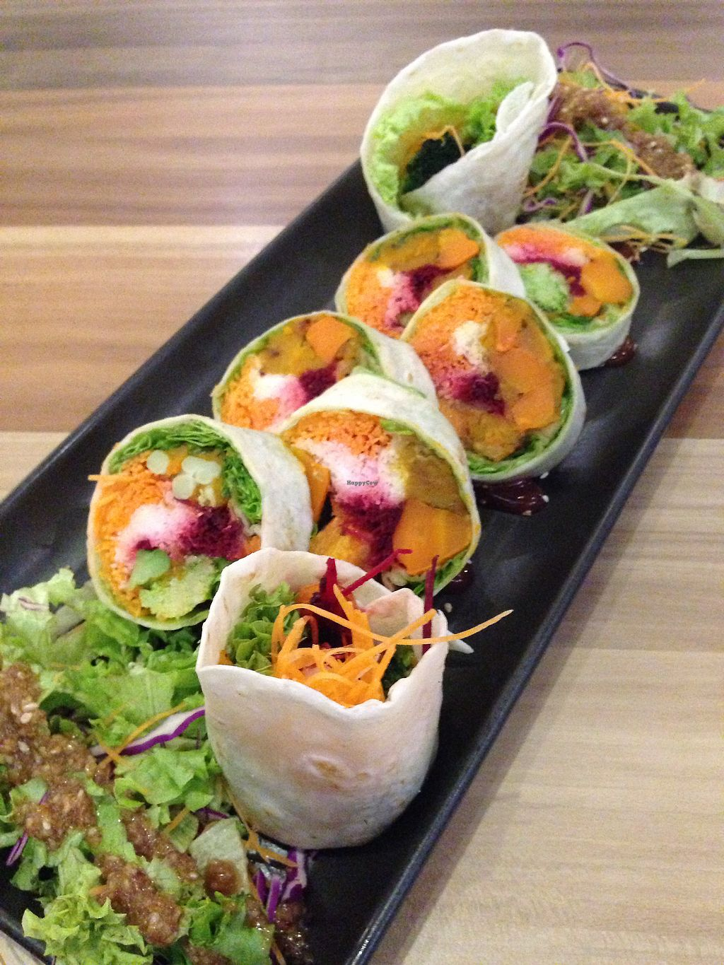 """Photo of Seeds Garden Bistro  by <a href=""""/members/profile/JeppoMAX"""">JeppoMAX</a> <br/>Veg roll <br/> March 26, 2018  - <a href='/contact/abuse/image/68249/376293'>Report</a>"""
