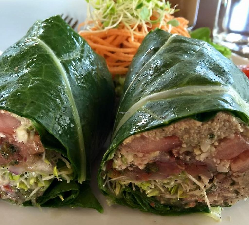 """Photo of Anna in the Raw  by <a href=""""/members/profile/community"""">community</a> <br/>raw spring rolls  <br/> January 27, 2016  - <a href='/contact/abuse/image/68250/216619'>Report</a>"""