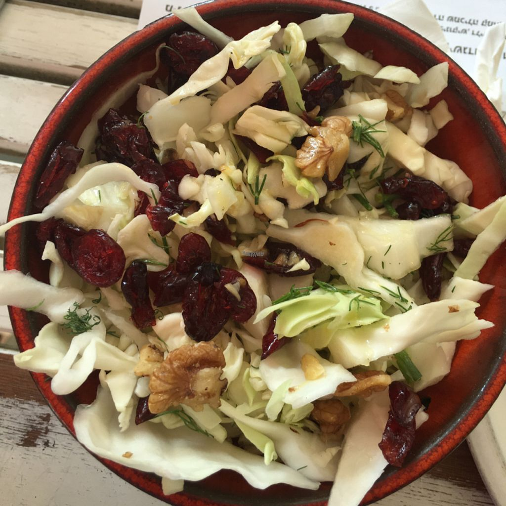 """Photo of Quicheria  by <a href=""""/members/profile/daroff"""">daroff</a> <br/>Crunchy Salad <br/> August 3, 2016  - <a href='/contact/abuse/image/68254/165006'>Report</a>"""
