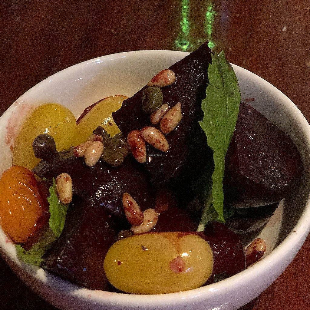 "Photo of Farelli's Trattoria  by <a href=""/members/profile/ben_eitel"">ben_eitel</a> <br/>Caramelised Beets <br/> March 10, 2018  - <a href='/contact/abuse/image/68261/368768'>Report</a>"