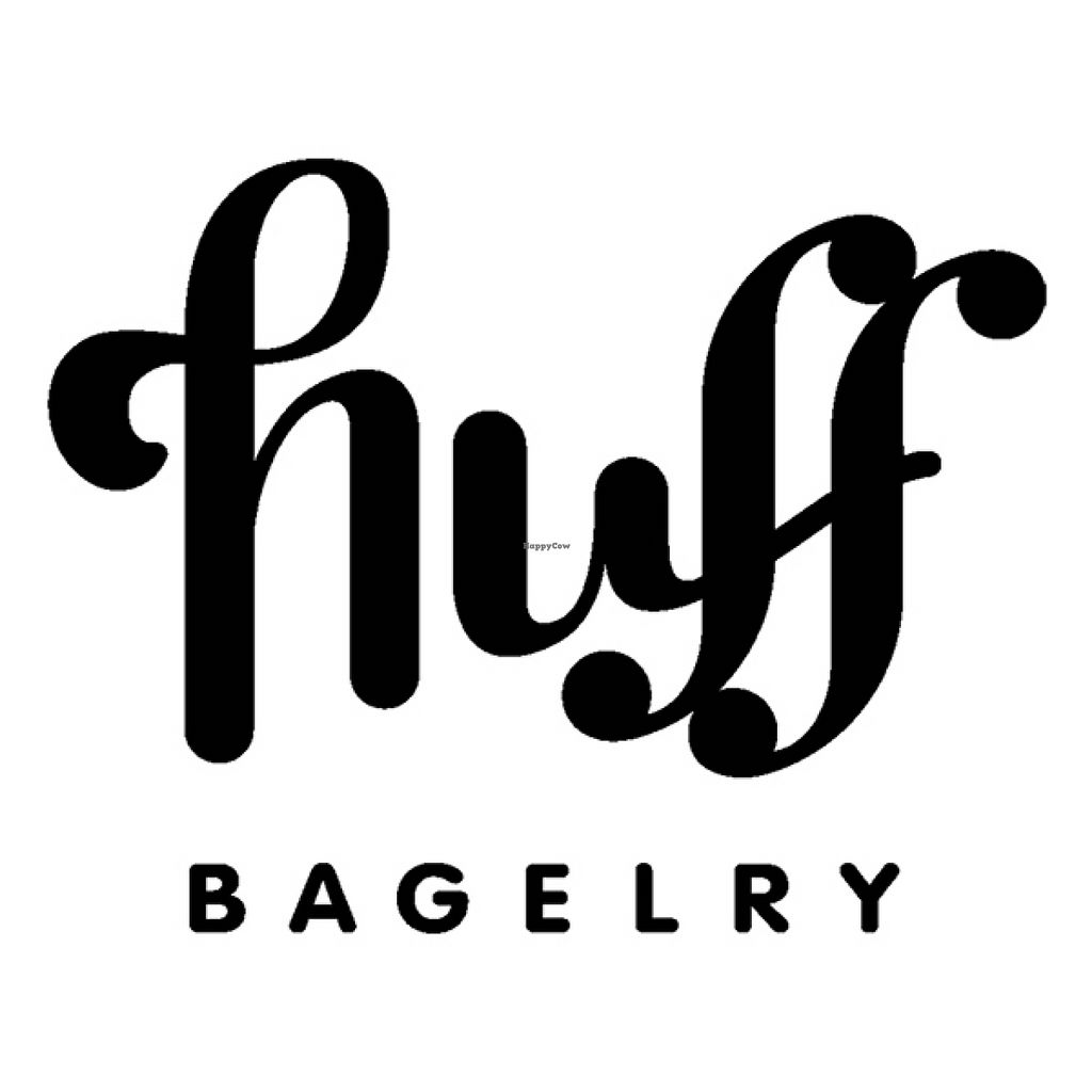 """Photo of Huff Bagelry  by <a href=""""/members/profile/karlaess"""">karlaess</a> <br/>logo <br/> January 13, 2016  - <a href='/contact/abuse/image/68268/132255'>Report</a>"""