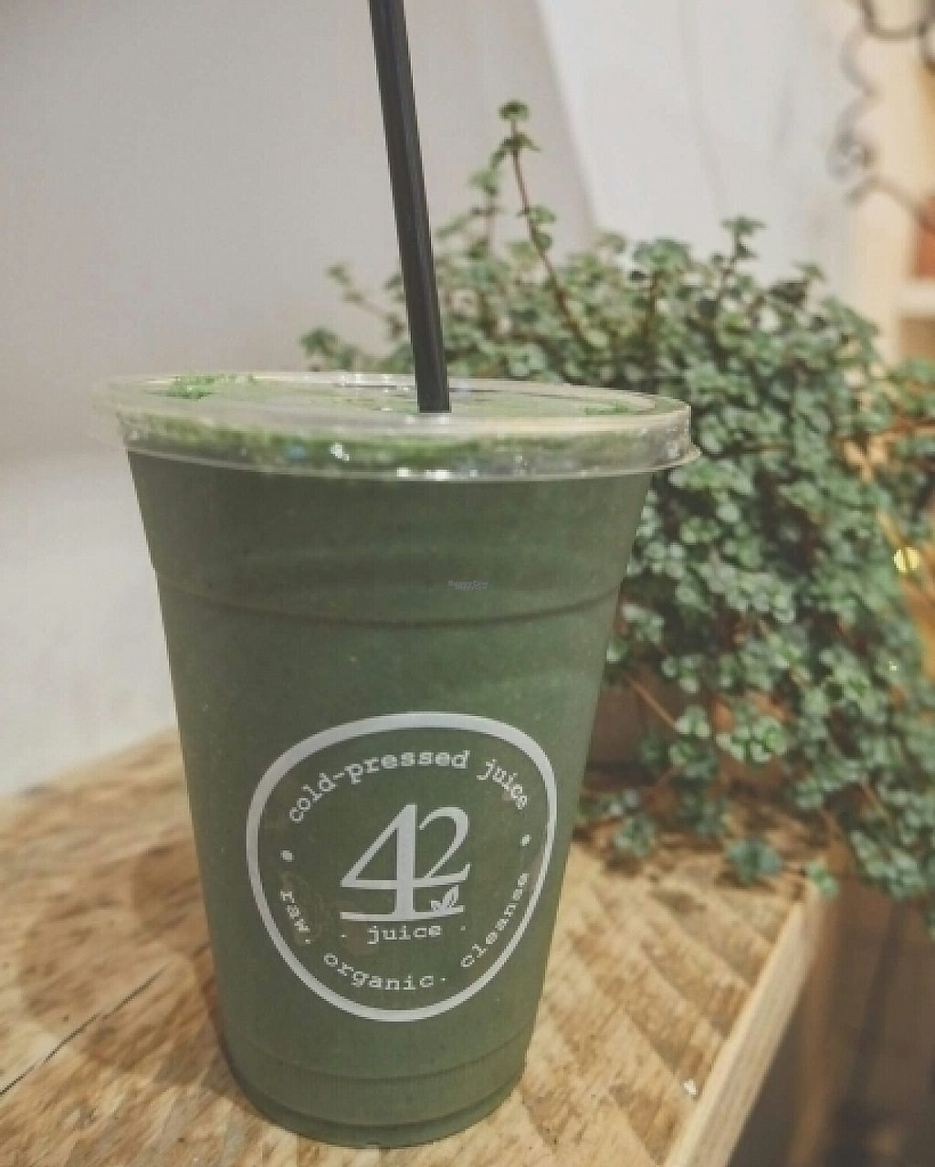 """Photo of 42 Juice  by <a href=""""/members/profile/Melissaj1990"""">Melissaj1990</a> <br/>""""I am active"""" smoothie <br/> January 1, 2017  - <a href='/contact/abuse/image/68295/206954'>Report</a>"""