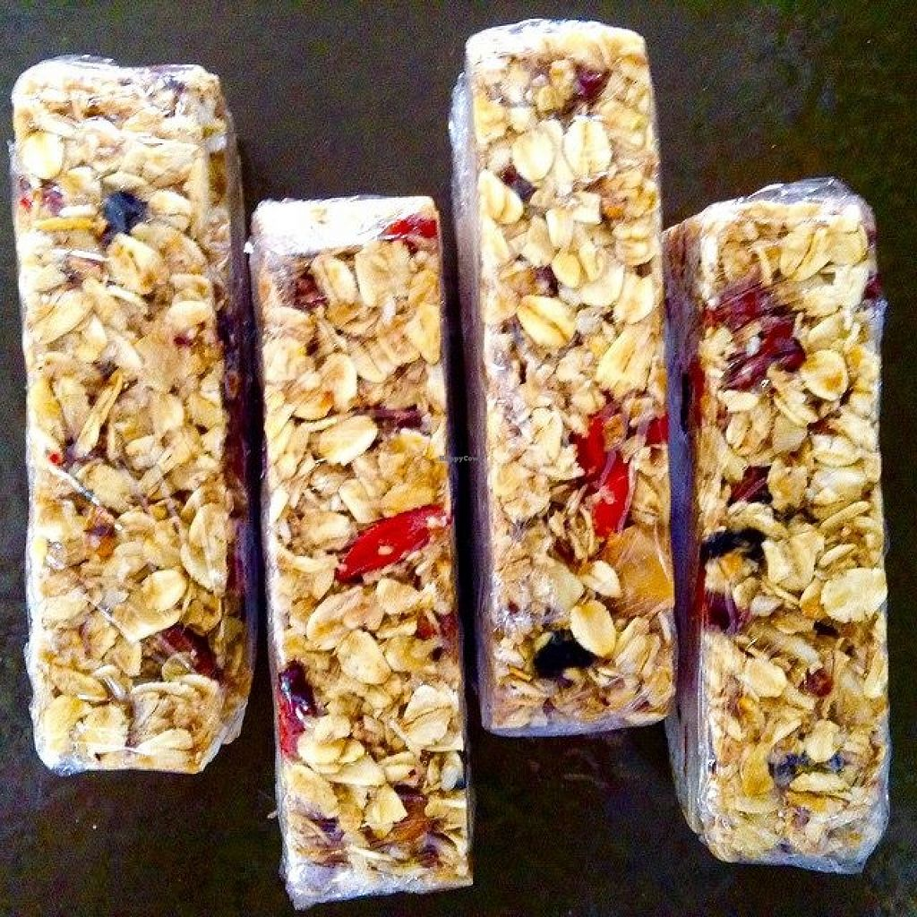 """Photo of Little Fish Coffee  by <a href=""""/members/profile/community"""">community</a> <br/>granola bars  <br/> January 27, 2016  - <a href='/contact/abuse/image/68297/133842'>Report</a>"""