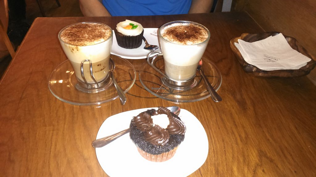 """Photo of Celicioso  by <a href=""""/members/profile/AdrNda"""">AdrNda</a> <br/>cupcakes with cappuccino <br/> May 27, 2016  - <a href='/contact/abuse/image/68327/151010'>Report</a>"""