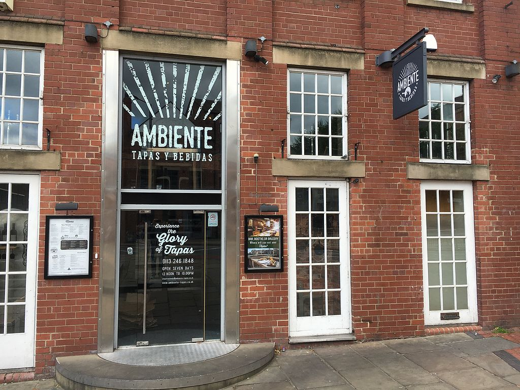 """Photo of Ambiente Tapas  by <a href=""""/members/profile/hack_man"""">hack_man</a> <br/>outside  <br/> August 5, 2017  - <a href='/contact/abuse/image/68332/289087'>Report</a>"""