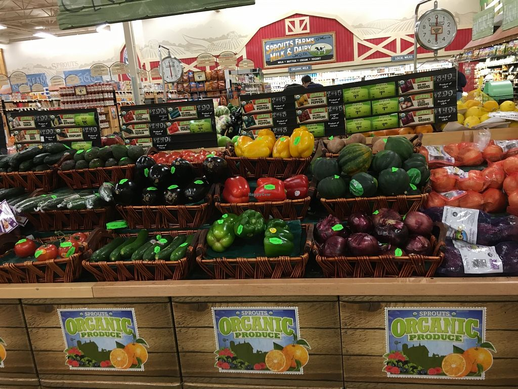 """Photo of Sprouts Farmers Market  by <a href=""""/members/profile/cookiem"""">cookiem</a> <br/>Produce <br/> February 20, 2016  - <a href='/contact/abuse/image/68375/137018'>Report</a>"""