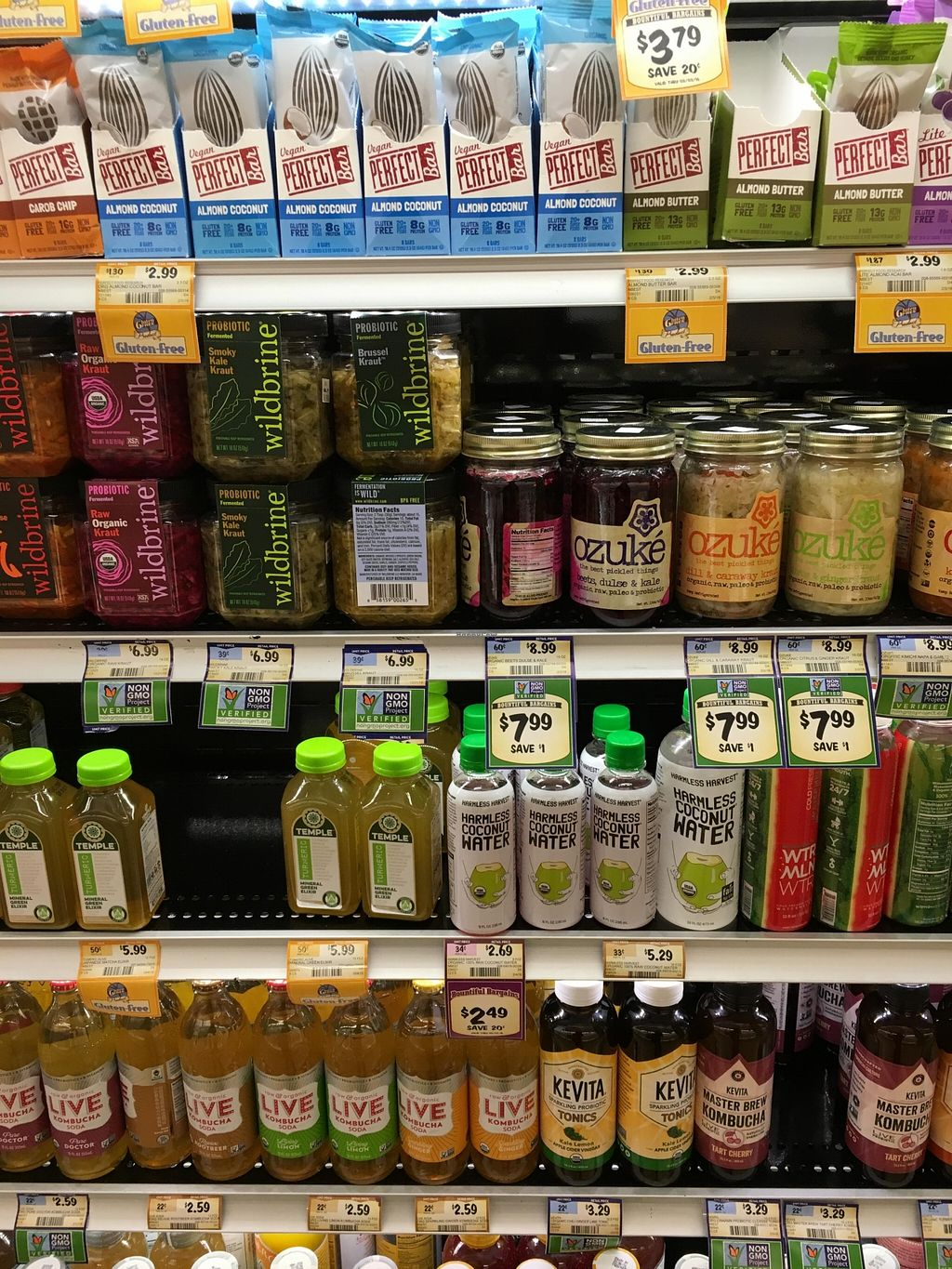 """Photo of Sprouts Farmers Market  by <a href=""""/members/profile/cookiem"""">cookiem</a> <br/>Beverages <br/> February 20, 2016  - <a href='/contact/abuse/image/68375/137019'>Report</a>"""