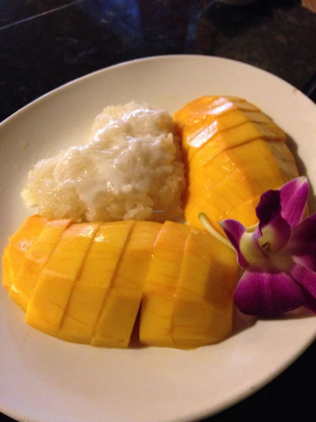 """Photo of Chaiyo Thai Bistro  by <a href=""""/members/profile/community"""">community</a> <br/>mango sticky rice  <br/> January 27, 2016  - <a href='/contact/abuse/image/68382/133836'>Report</a>"""