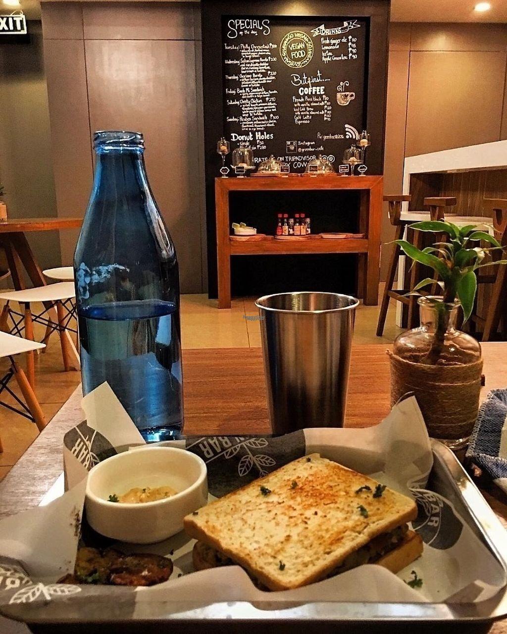 "Photo of Green Bar - Makati  by <a href=""/members/profile/EminaYjjou"">EminaYjjou</a> <br/>Scrambled V-egg <br/> March 8, 2017  - <a href='/contact/abuse/image/68402/234135'>Report</a>"