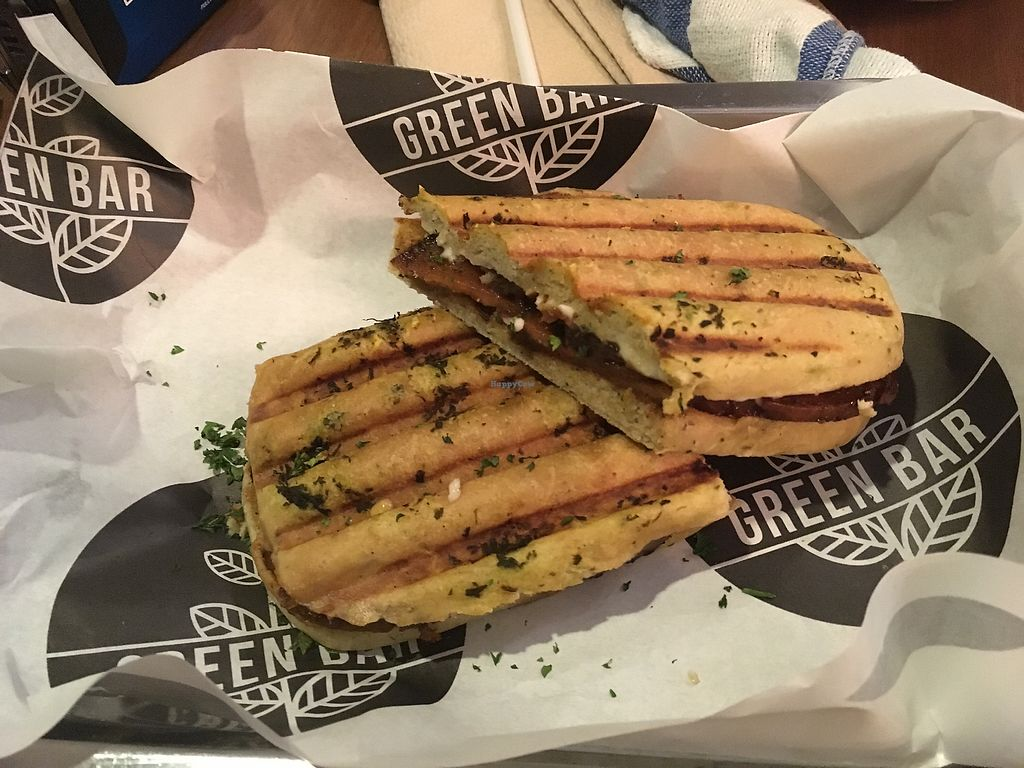 """Photo of Green Bar - Makati  by <a href=""""/members/profile/Shanthi"""">Shanthi</a> <br/>Hail seitan ? <br/> December 17, 2017  - <a href='/contact/abuse/image/68402/336382'>Report</a>"""