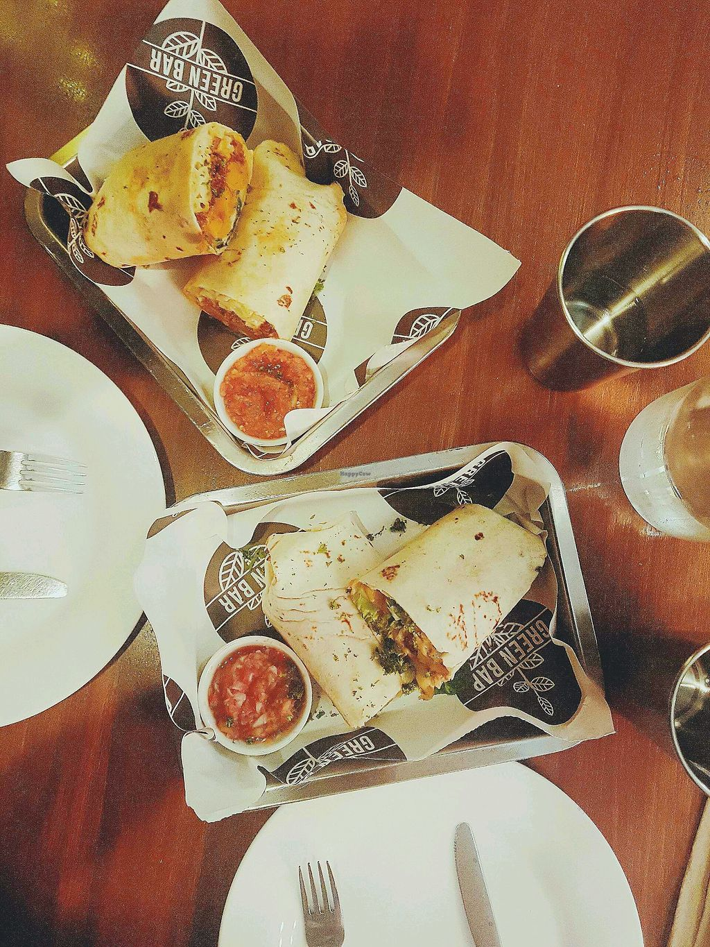 """Photo of Green Bar - Makati  by <a href=""""/members/profile/manilarm"""">manilarm</a> <br/>cheesy mac cracklin burrito <br/> April 22, 2018  - <a href='/contact/abuse/image/68402/389405'>Report</a>"""