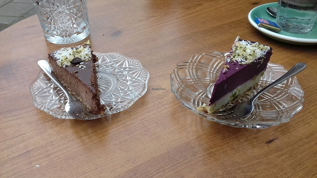 """Photo of By Lima  by <a href=""""/members/profile/Eefje"""">Eefje</a> <br/>Vegan cakes (especially the berry cheesecake was delicious) <br/> August 24, 2017  - <a href='/contact/abuse/image/68406/296599'>Report</a>"""
