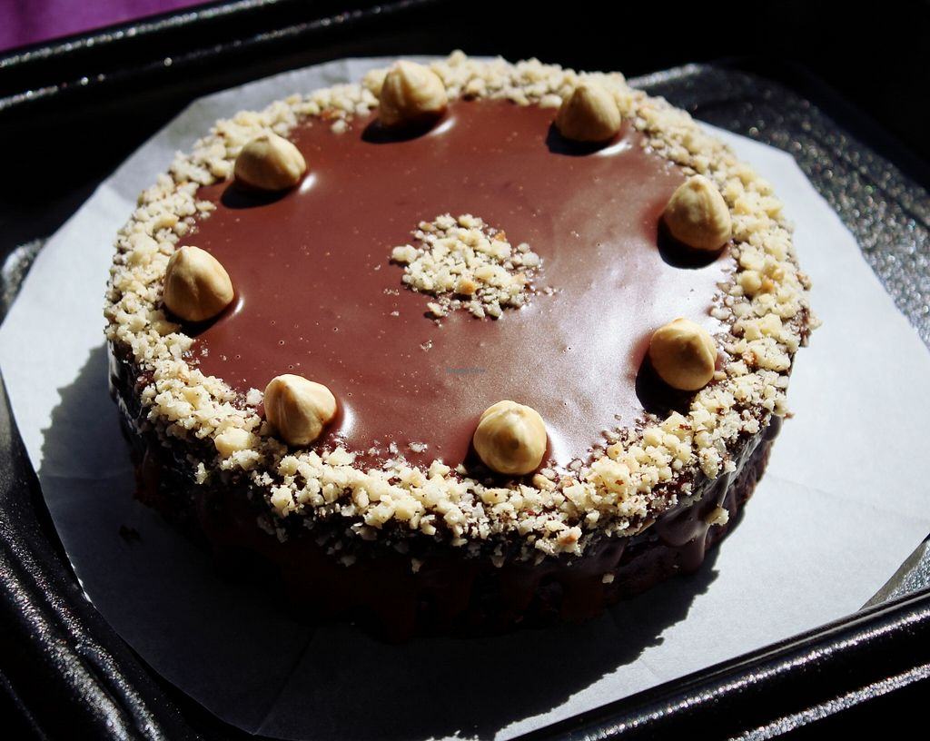 """Photo of Planted Food  by <a href=""""/members/profile/Planted%20Food"""">Planted Food</a> <br/>chocolate, hazelnut cake sweetened with date puree  <br/> April 16, 2016  - <a href='/contact/abuse/image/68434/144806'>Report</a>"""