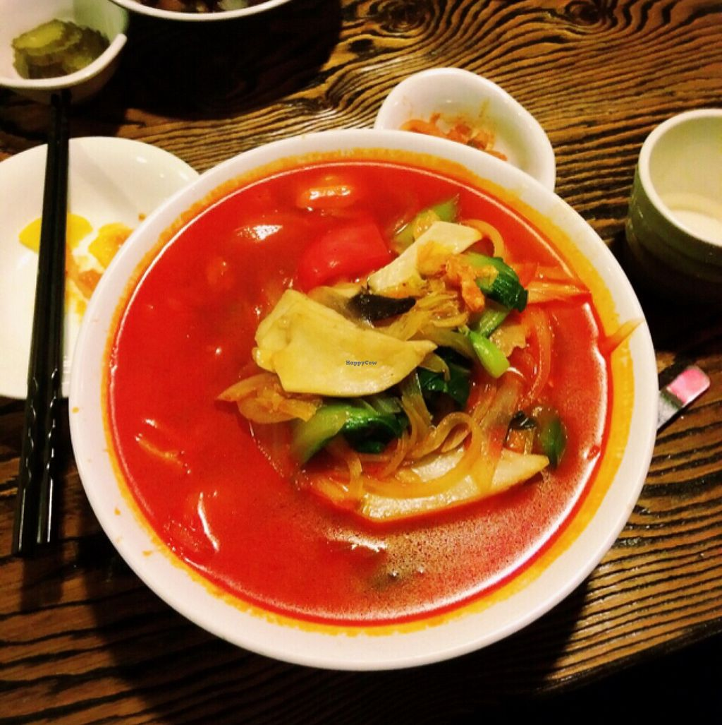 """Photo of WeiBao - 웨이바오  by <a href=""""/members/profile/ItalianChick"""">ItalianChick</a> <br/>vegan meal <br/> February 24, 2016  - <a href='/contact/abuse/image/68456/137637'>Report</a>"""