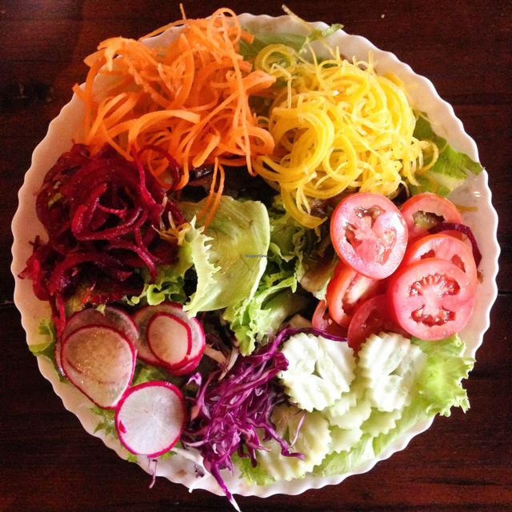 "Photo of Khun Churn  by <a href=""/members/profile/Melissaaaa"">Melissaaaa</a> <br/>My amazingly delicious salad.  <br/> June 29, 2014  - <a href='/contact/abuse/image/6845/72932'>Report</a>"