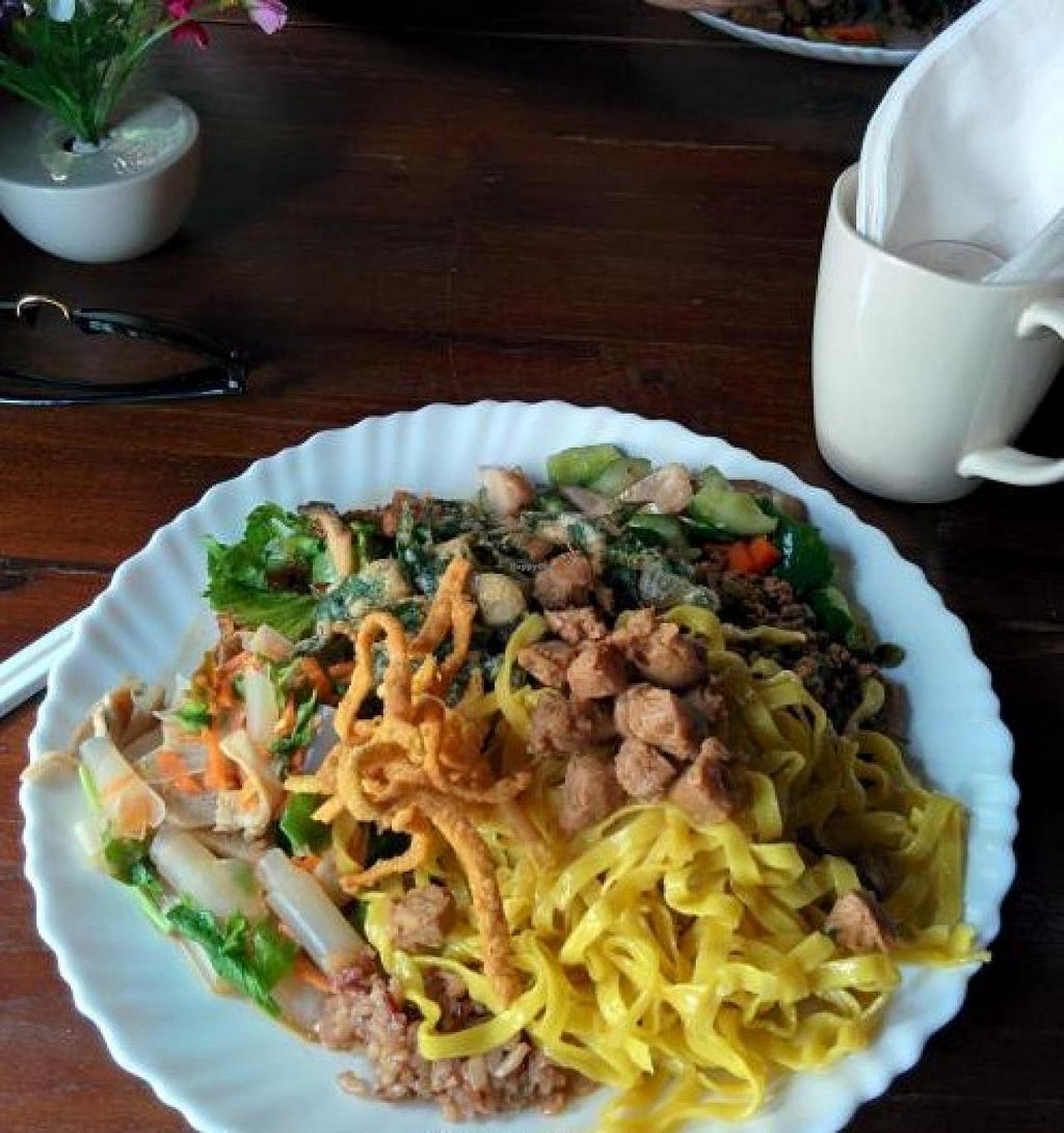 "Photo of Khun Churn  by <a href=""/members/profile/community"">community</a> <br/>Khun Churn Healthy Vegetarian Cuisine <br/> January 27, 2015  - <a href='/contact/abuse/image/6845/91480'>Report</a>"
