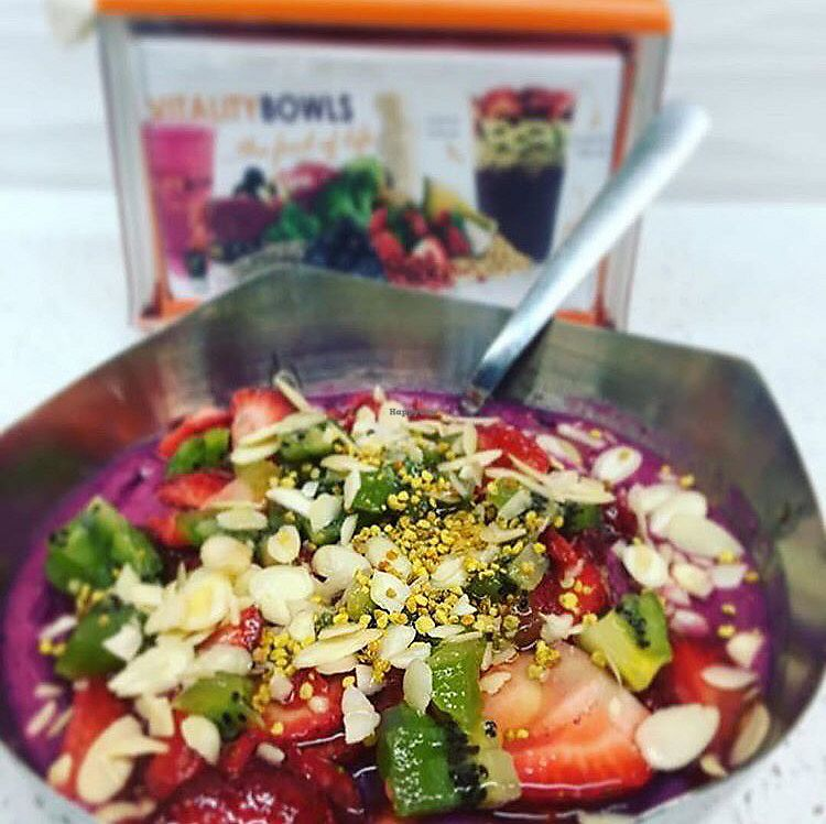 "Photo of Vitality Bowls  by <a href=""/members/profile/happycowgirl"">happycowgirl</a> <br/>Health Nut bowl  <br/> August 6, 2017  - <a href='/contact/abuse/image/68480/289914'>Report</a>"