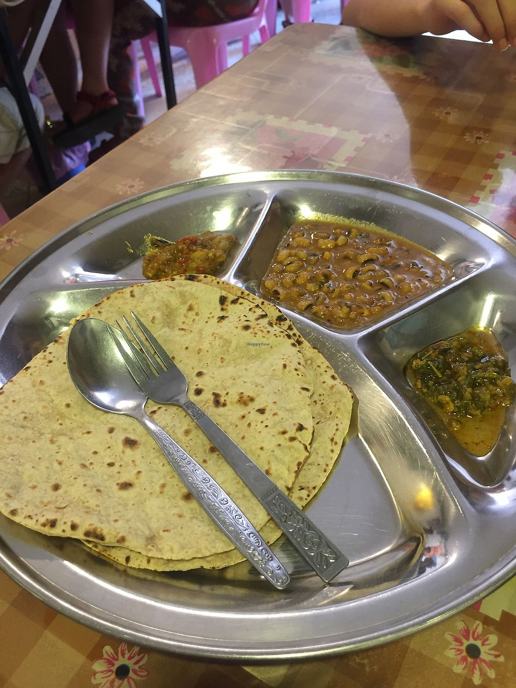 "Photo of Nepali & Indian Only Vegetable  by <a href=""/members/profile/SergeyBey"">SergeyBey</a> <br/>Vegan thali <br/> February 19, 2018  - <a href='/contact/abuse/image/68501/361323'>Report</a>"