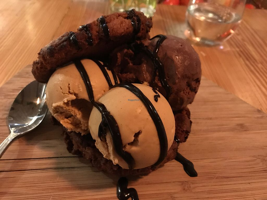 """Photo of The Butcher's Daughter  by <a href=""""/members/profile/Vegan%20Vagabond"""">Vegan Vagabond</a> <br/>Ice cream sandwich  <br/> November 2, 2017  - <a href='/contact/abuse/image/68514/321140'>Report</a>"""