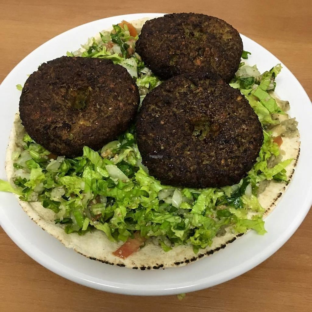"""Photo of Emporio Arabe  by <a href=""""/members/profile/community"""">community</a> <br/>falafel  <br/> March 1, 2017  - <a href='/contact/abuse/image/68520/231672'>Report</a>"""