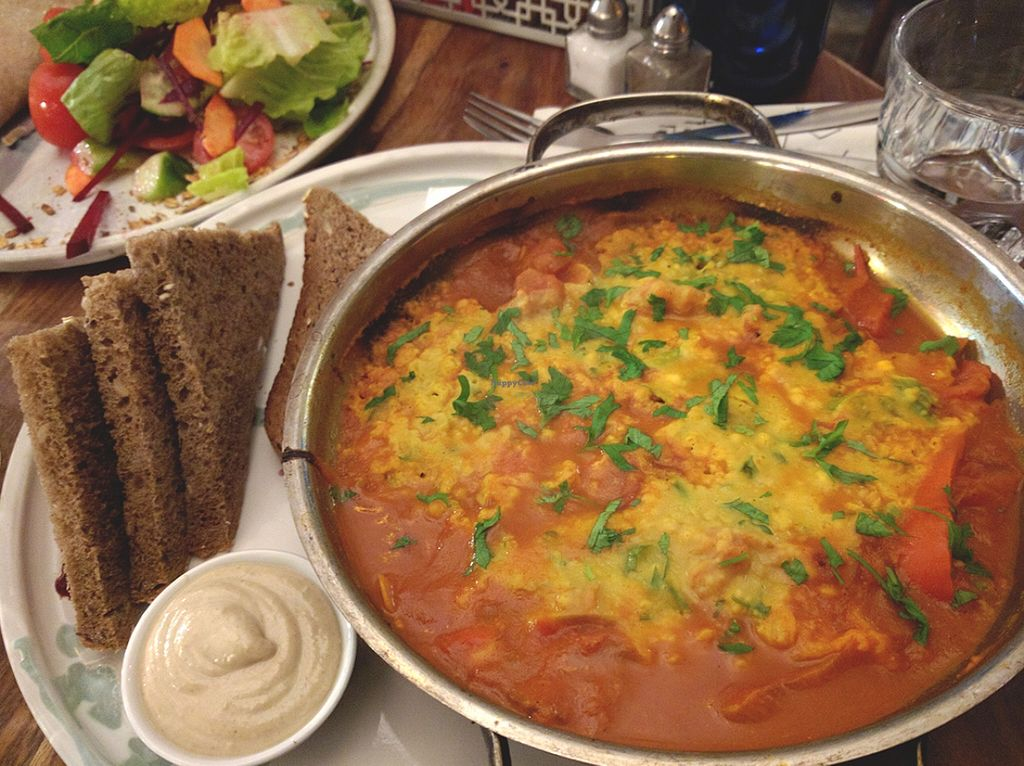 """Photo of Nocturno  by <a href=""""/members/profile/The%20Hungry%20Vegan"""">The Hungry Vegan</a> <br/>Vegan Shakshuka <br/> January 20, 2016  - <a href='/contact/abuse/image/68524/133153'>Report</a>"""
