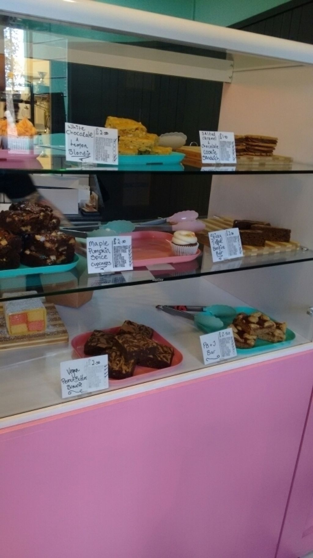 """Photo of Sugar Daddy's Bakery  by <a href=""""/members/profile/craigmc"""">craigmc</a> <br/>selection <br/> November 5, 2016  - <a href='/contact/abuse/image/68539/186696'>Report</a>"""