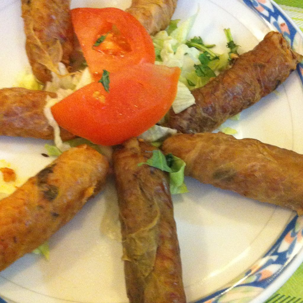 "Photo of El Shesh Kebab  by <a href=""/members/profile/hokusai77"">hokusai77</a> <br/>rice rolls <br/> February 14, 2016  - <a href='/contact/abuse/image/68557/136213'>Report</a>"