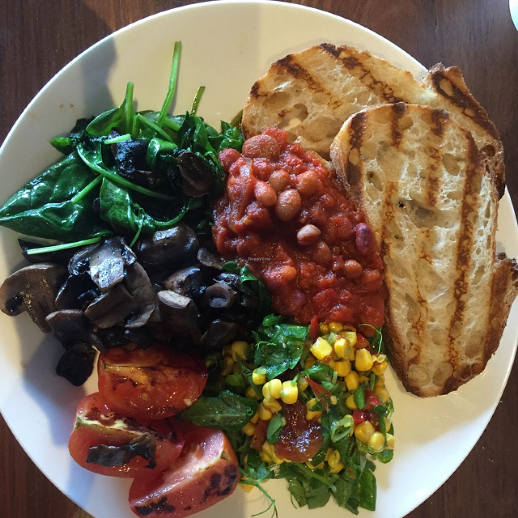 """Photo of CLOSED: Feather and Docks   by <a href=""""/members/profile/Caradi"""">Caradi</a> <br/>Vegan Plate  <br/> January 26, 2016  - <a href='/contact/abuse/image/68561/133798'>Report</a>"""