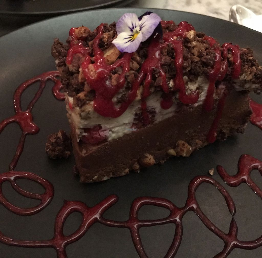 """Photo of Redemption - Shoreditch  by <a href=""""/members/profile/Noe"""">Noe</a> <br/>delicious chocolate cake <br/> November 21, 2016  - <a href='/contact/abuse/image/68589/192946'>Report</a>"""
