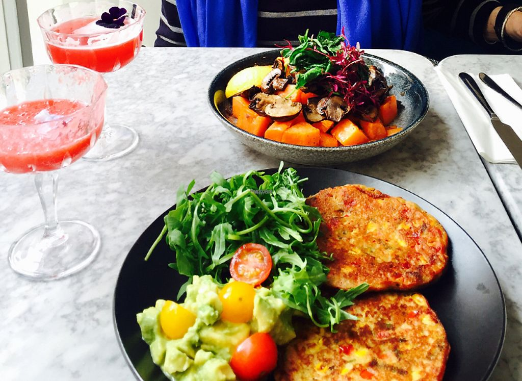 """Photo of Redemption - Shoreditch  by <a href=""""/members/profile/ElenaJEppy"""">ElenaJEppy</a> <br/>Pancakes!!  <br/> January 9, 2017  - <a href='/contact/abuse/image/68589/210142'>Report</a>"""