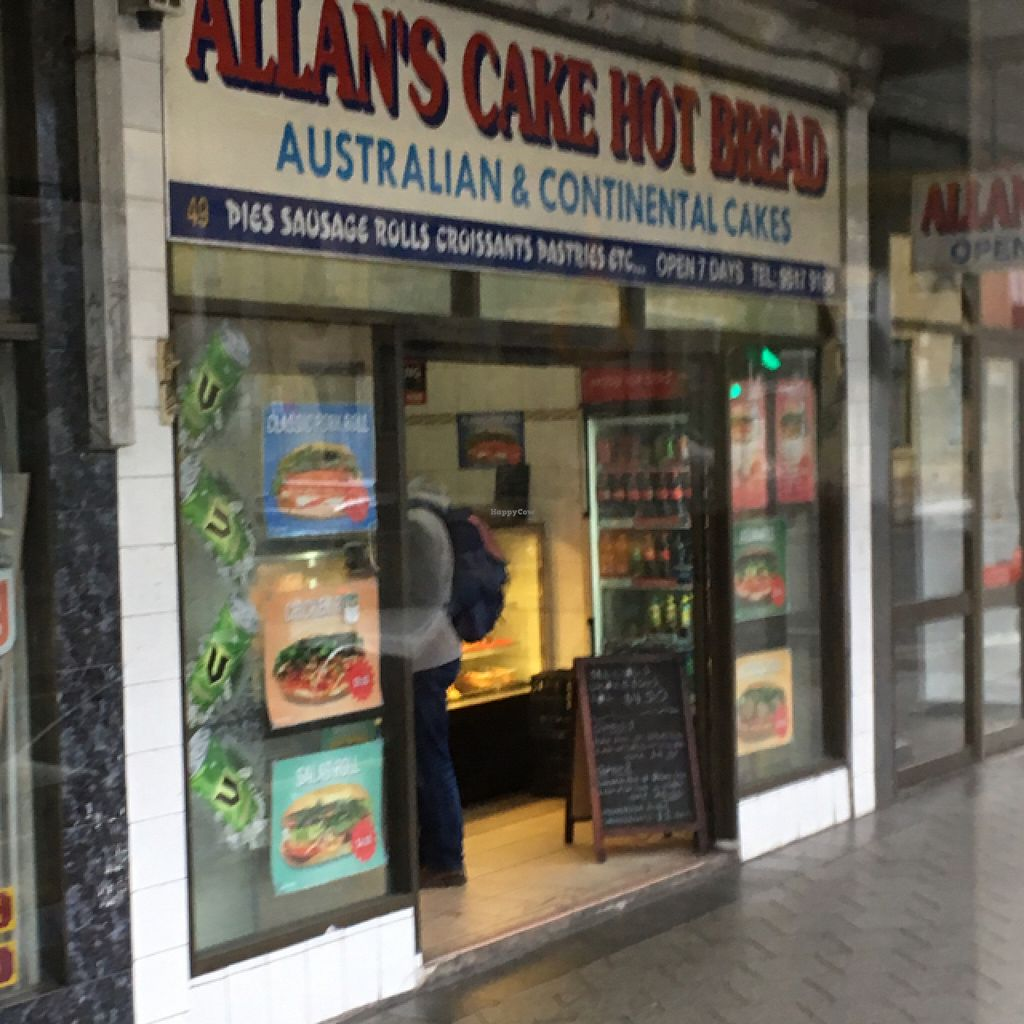 """Photo of Allan's Cake Shop  by <a href=""""/members/profile/Mslanei"""">Mslanei</a> <br/>the outside <br/> June 20, 2016  - <a href='/contact/abuse/image/68611/155210'>Report</a>"""