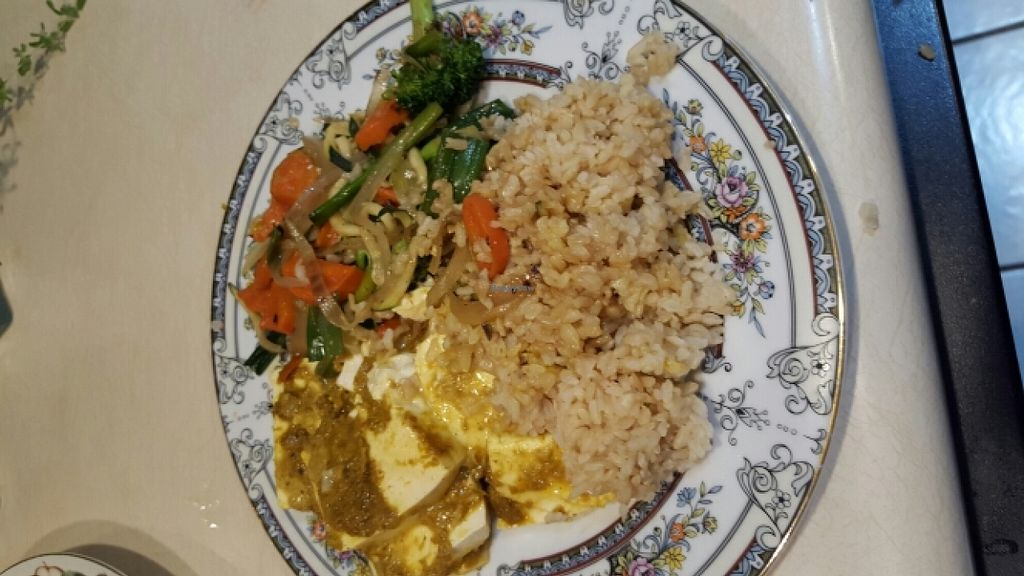 """Photo of Indochine  by <a href=""""/members/profile/dijit65"""">dijit65</a> <br/>Lemongrass Tofu <br/> February 27, 2016  - <a href='/contact/abuse/image/68616/138001'>Report</a>"""