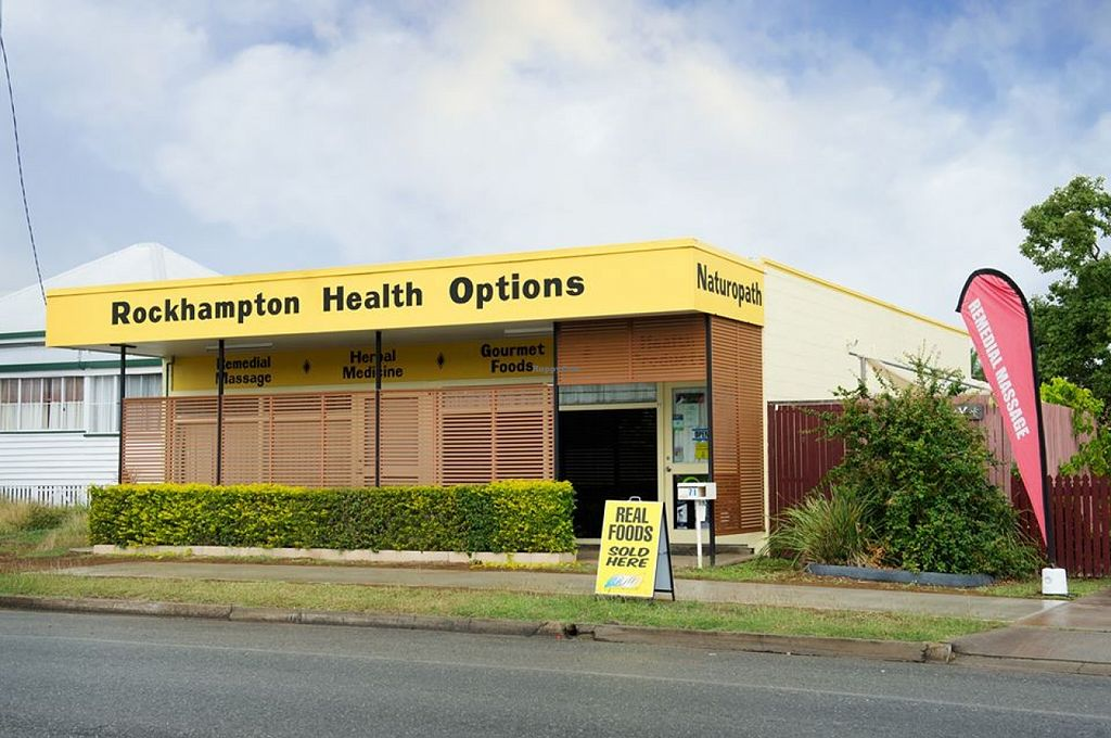 "Photo of Rockhampton Health Options  by <a href=""/members/profile/community"">community</a> <br/> Rockhampton Health Options <br/> February 5, 2016  - <a href='/contact/abuse/image/68619/135200'>Report</a>"