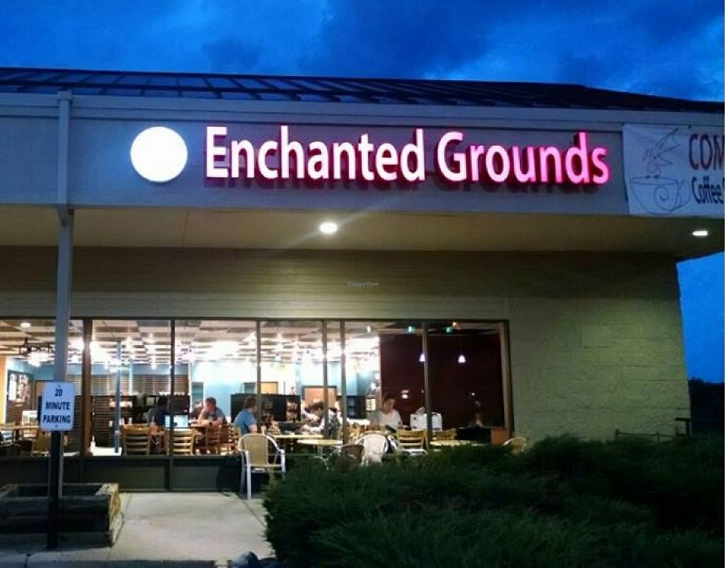 "Photo of Enchanted Grounds  by <a href=""/members/profile/handerso"">handerso</a> <br/>Enchanted Grounds Store Front  <br/> January 23, 2016  - <a href='/contact/abuse/image/68621/191304'>Report</a>"